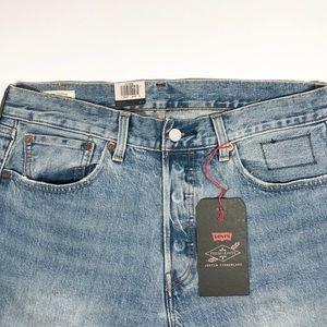 Levi's 501 Justin Timberlake  Slim Taper Jeans